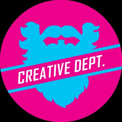 creative department button