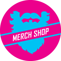 merch shop button