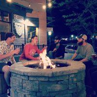 patio bonfire