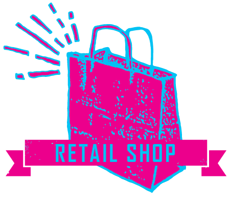 reatil shop graphic